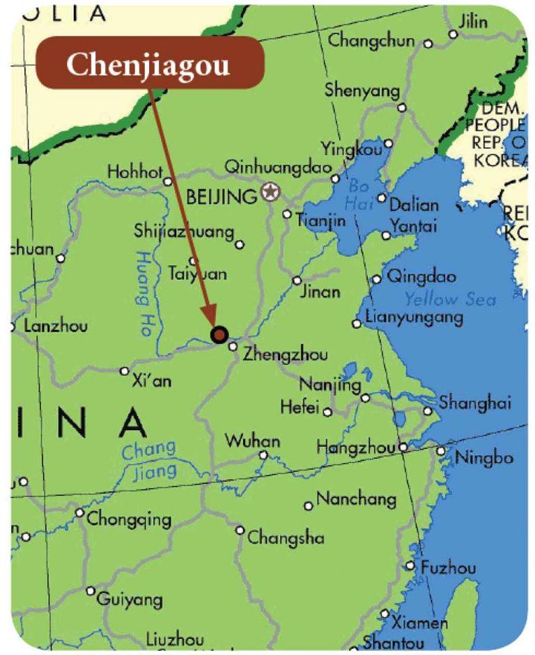 Histoire du Tai Chi Plan Chenjiagou Taichi Style Chen Lyon Taijiquan