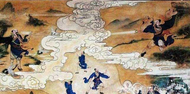 Histoire du Tai Chi - Styles de Tai Chi - Zhang San Fen Taoiste Wudang