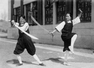 Histoire du Tai Chi - Style moderne - Kungfu bourgeois