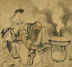 respiration tai chi lyon taichi respirer Zhang San Feng