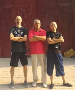 Stage de Tai Chi en Chine - Pratiquer le Taichi en Chine Chenjiagou