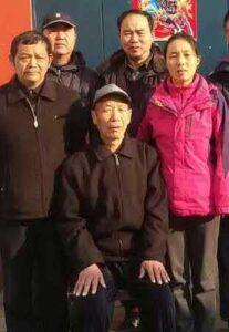Taijiquan style Chen Xiaojia Chen Qing Huan