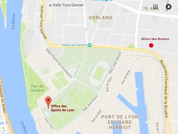 Tai Chi week-end Lyon 7 Taijiquan style Chen Taichi Gerland Hotel