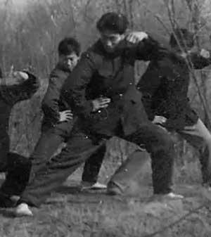 chenjiagou taijiquan style chen videos