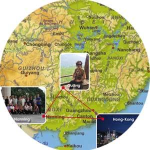 Tai-Chi Chine Voyage Chenjiagou Lyon cours Taijiquan Chen Style