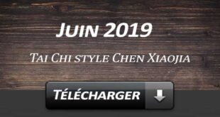 Telecharger Video Tai Chi Style Chen Xiaojia Juin 2019