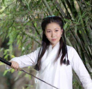 Epée Tai Chi Chinoise