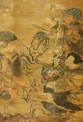 Shaolin-Huit-immortels-Taoistes-baxian-Taiji-Quan-style-Chen-2