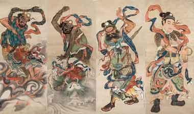 quatre-roi-celestes-pas-jingang-taiji-quan-chen-2