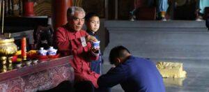 Enseigner le Tai-Chi-Chuan et Secret à Chenjiagou