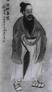 Zhang-Sanfeng-Tai-Chi-Moine-Taoiste